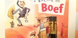 Agent boef batterij
