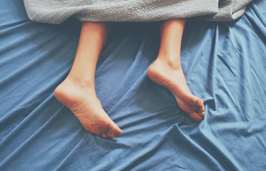 Baaldag in bed